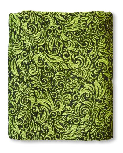 Lenire Flora Lime green
