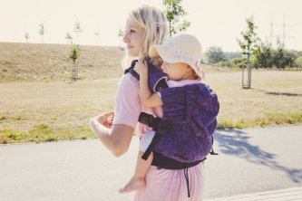 KiBi baby carriers from our wraps!