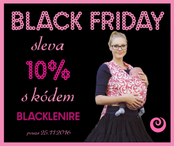 BLACK FRIDAY u Lenire!